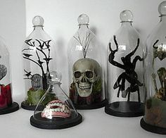 DIY Apothecary Bell Jars | Home Decor News