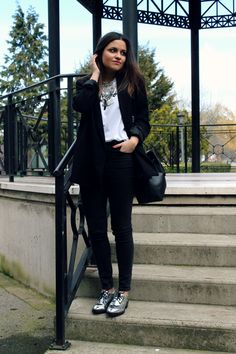 LITTLE BLACK COCONUT - Blog de moda León: silver details