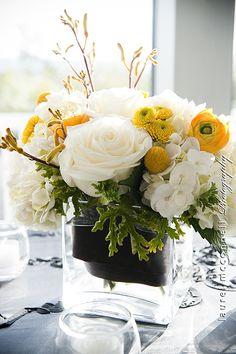 The post Black yellow & white wedding centerpiece. appeared first on Easy flowers. Yellow Flower Arrangements, Beautiful Flower Arrangements, Floral Centerpieces, Yellow Flowers, Wedding Centerpieces, Beautiful Flowers, White Centerpiece, Centrepieces, Centerpiece Ideas
