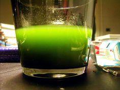 La nueva información acerca de jugos verdes muestra que cura algunos signos de la diabetes tipo 2 en tan sólo una semana utilizando jugos verdes.
