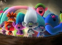 Trolls Movie Review, Trailer, & Show timings at Times of India