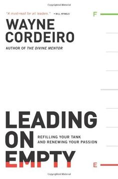 Wayne Cordeiro, author of Doing Church as a Team, suffered from burnout. In the ministry for 30 years (10 years after founding what is now the largest church in Hawaii), he found himself depleted. Wayne took time out to recharge and refocus - he found proper life-balance; he re-energized his spirit through Christ and came back to serve with new passion and joy! Wayne first gave this message at a Willow Creek Leadership Summit, where it was the highest-rated presentation by those in…