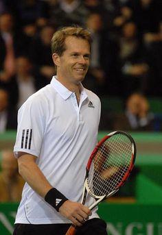 Stefan Edberg, Swedish tennis player