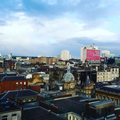 Time for another Why We <3 Glasgow feature - this time it's a lovely pic of Glasgow's skyline, taken by Katrina Moohan!