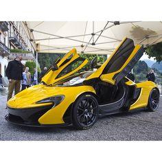 Super Cool McLaren P1
