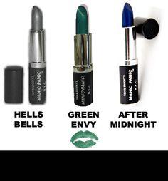 More Manic Panic Opalescent Lipsticks