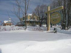 Gite la Villa du Vieux Clocher Padoue Quebec
