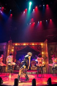 "Our first review for CABARET is out! Thanks to Evans Donnell of ARTSNASH. See what Evans says is a moment ""...I will remember as long as I can recall anything I've ever seen in a theater."" #tennesseerep #nashville #theatre #cabaret #jennylittleton #sallybowles"
