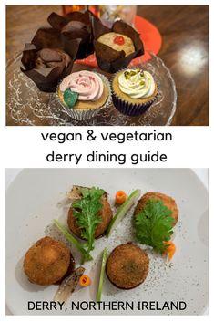 Restaurants in Derry - Vegan and Vegetarian Guide | Derry, Northern Ireland, United Kingdom | Londonderry, UK