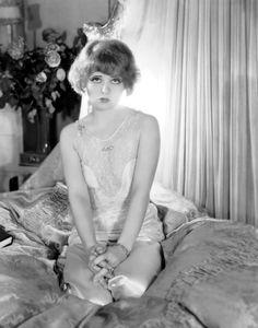 My favorite photo of Clara Bow