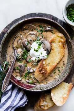 Hungarian Mushroom S