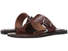 Massimo Matteo Perf Toe Ring Slide T. Moro - Zappos.com Free Shipping BOTH