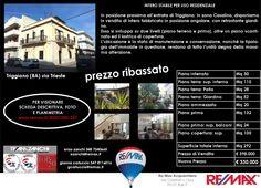 Prezzo Appena Ribassato Palazzina Indipendente Via Trieste, Triggiano  www.remax.it/20031050-557 info 348 7340665