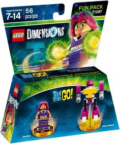 71287 Teen Titans Go! Fun Pack