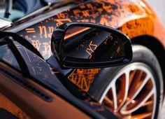 Bugatti x Bernar Venet e um pouco de Matemática