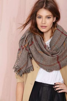 Under Wraps Scarf | Shop What's New at Nasty Gal