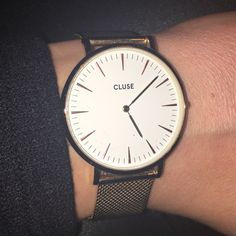 Rosegold Cluse Watch 💕
