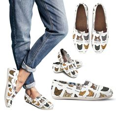 Cats Women's Slip-on Casual