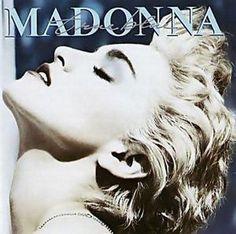 Madonna - True Blue GER 1986 Lp near mint