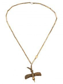 Fly Bird Necklace