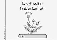 NEU: Löwenzahn Entdeckerheft | materialwiese