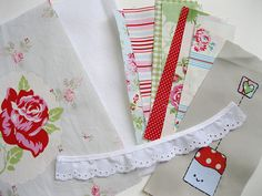 Mug rug pattern.  Nice gift idea with cute cup and tea bags/hot choc, etc.