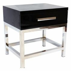 Single Watchtower Side Table