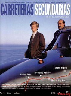 Emilio Martínez Lázaro. Carreteras secundarias. DVD