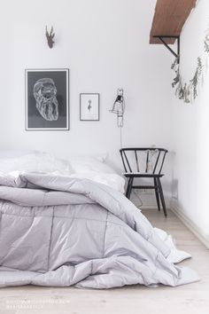 Bedroom Interior - No Home Without you - 2