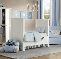 Carolina blue room