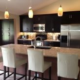 Kitchen remodel by Sea Interior Design