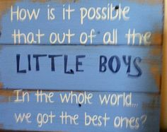 """Items similar to A Mothers greatest Masterpiece is her Children 17""""w x 21""""h hand-painted wood sign on Etsy"""
