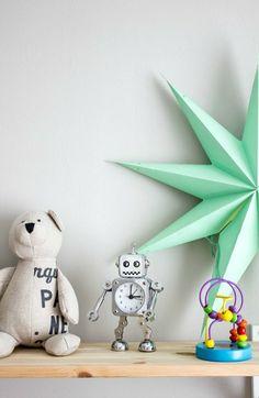 Lovely Market - News  Découvrez la chambre réalisée par la blogeuse Marcela Recondo pour son petit dernier ! Simple et beau !