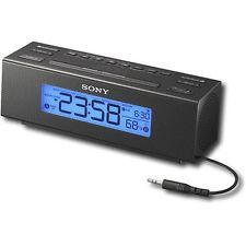 Sony ICF-C707 Digital AM/FM Alarm Clock Radio with Nature Sound Selections