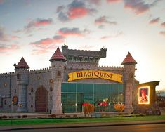 MagiQuest in Pigeon Forge, Tennessee - Your story, your adventure, your imagination brought to life! You will have a great time here with the kids! #pigeonforge