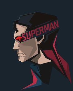 Superman #popheadshots