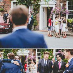 Reportage photography Child Okeford wedding