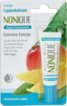 Nonique Extreme Energy balzam za ustnice - 6 ml € 3,99
