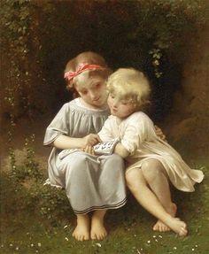 LEON JEAN BASILE PERRAULT FRENCH (1832-1908)