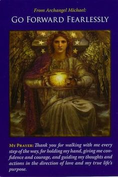 This card is a sign that you're on the right path and that it's safe for you to move forward with your plans... (click image to keep reading)