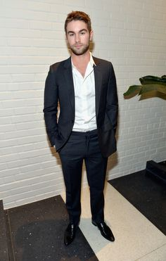 Chace Crawford - Stars at the Chloe LA Fashion Show and Dinner