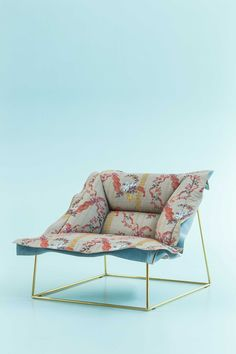 Patrizia Moroso on fabric | DisegnoDaily