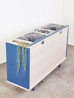 Bois Son : le DJ booth d'intérieur parfait, et made in France | Trax Magazine