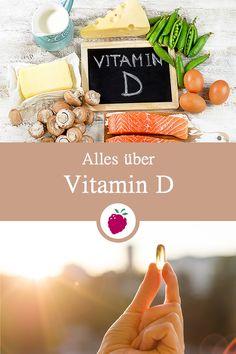 Vitamin D - alles über das Sonnenvitamin. Was ist Vitamin D überhaupt? Welche Funktionen im Körper? Sollte man Vitamin D supplementieren? Kann man den Bedarf über die Nahrung decken? Kann man das Vitamin überdosieren? All das und viel mehr erfährst du in diesem ausführlichen Artikel. Vitamin D, Ayurveda, Good To Know, Healthy Lifestyle, Wellness, Clean Eating, Superfood, Wordpress, Low Carb