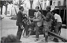 The Spanish Civil War: Photo