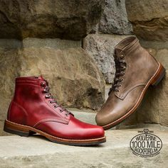 Timeless Boots. New Colors.