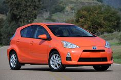 Toyota Prius C outsells monthly totals of Chevy Volt, Nissan Leaf in three days Most Fuel Efficient Cars, Car Buying Guide, Upcoming Cars, Nissan Leaf, Car Colors, Toyota Prius, Used Cars, Cars For Sale, Cool Cars