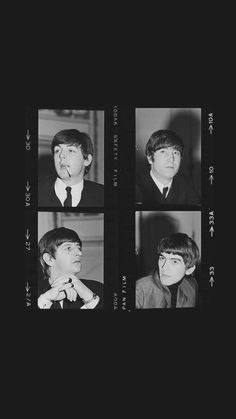 The Beatles Lockscreen Foto Beatles, Beatles Love, Les Beatles, Beatles Photos, Beatles Art, Retro Wallpaper, Aesthetic Iphone Wallpaper, Aesthetic Wallpapers, Rock Poster