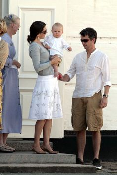Crown Prince Frederik, Crown Princess Mary & Prince Christian Of Denmark Watch The Guards Band Play At Grasten Palace. Get premium, high resolution news photos at Getty Images Prince Christian Of Denmark, Mary 1, Denmark Royal Family, Crown Princess Mary, Still Image, Presentation, Couple Photos, Danish, Royals