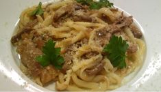 Greek Recipes, Recipies, Spaghetti, Food And Drink, Cooking Recipes, Pasta, Meat, Chicken, Ethnic Recipes